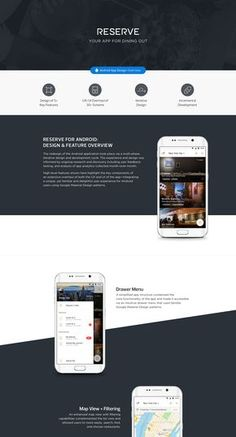 Restaurant Reservation Booking App | Android | UX, UI on Behance