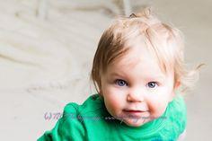 One of many beautiful babies.