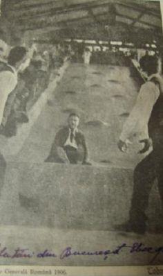 BUCURESTI EXPOZITIA 1906 TOBOGANUL