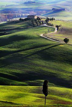 #Tuscany #Landscape :)