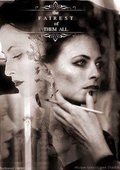 She's the only. Irene Adler.