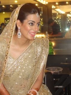 Chandni Singh Bridal Makeup-Delhi - Wed me Good