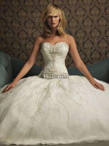 c3c02b52a616b Allure Wedding Dress 8769 Cinderella Dresses, Dream Wedding Dresses,  Sweetheart Wedding Dress, Perfect