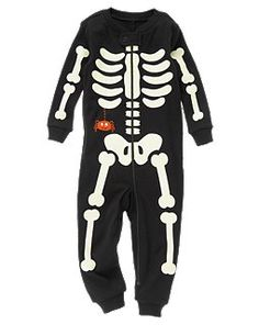 Skeleton Spider One-Piece. This is what Vinh wants to get as Noah's halloween costume. at least he'll be comfortable in it! Baby Onesie, Skeleton, Spider, Halloween Costumes, Graphic Sweatshirt, One Piece, Child, Sweatshirts, Sweaters