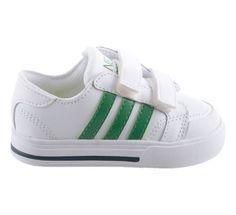 Adidas Clemente Infant Sneaker | Plutosport