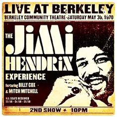 Barnes & Noble® has the best selection of Rock Acid Rock Vinyl LPs. Buy The Jimi Hendrix Experience, Jimi Hendrix's album titled Live at Berkeley [LP] to Jimi Hendrix Live, Affiche Jimi Hendrix, Jimi Hendrix Experience, The Doors, Lp Vinyl, Vinyl Records, Mitch Mitchell, Band Of Gypsys, Oakland Coliseum