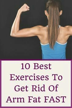 2c9d25004e25d Lose Fat Fast - These 10 exercises are proven to help you lose arm fat. -  Do this simple 2 -minute ritual to lose 1 pound of belly fat every 72 hours