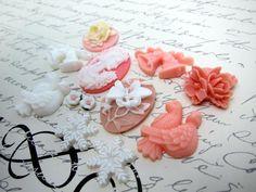 Embellishment Kit - Cream