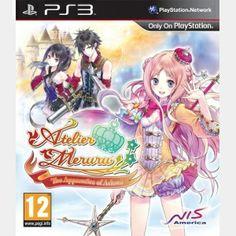 Atelier Meruru The Apprentice of Arland PS3, #OnlineVideoGamesShop