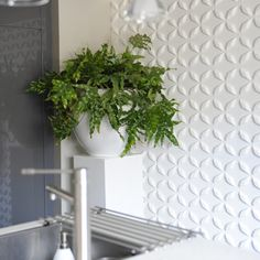 New 100% Recycled and Biodegradable 3D Wall Panels