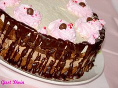 Tort Chocolate-Coconut