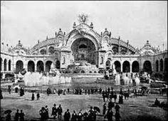 1900 esposizione Internazionale Parigi