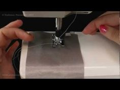 How To Sew With Silk And Silklike Fabrics - PPC