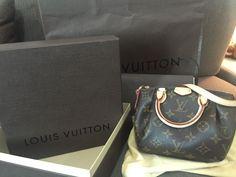 Louis Vuitton Nano Turene