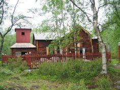 Pielpajärven erämaakirkko. Inarin Seurakunta