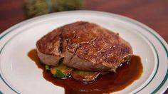 Recipe from Everyday Gourmet with Justine Schofield Irish Recipes, Meat Recipes, Beef Bones, Gravy, English, Carrots, Gourmet, Steak, Celebrity