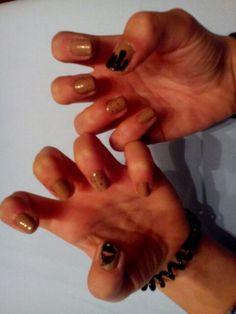 Marker nails ❤