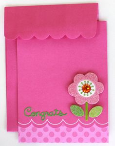 Stacy + Doodlebug card #1