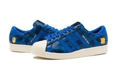 BAPE x UNDEFEATED x ADIDAS SUPERSTAR COLLECTION PT. 2 - Sneaker Freaker