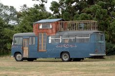 House Bus, New Zealand