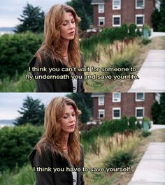 Meredith grey quotes.