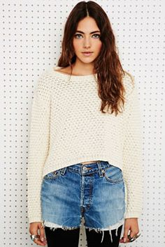 Women's | Clothing | Knitwear at Urban Outfitters