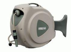 Lager-Verkauf- Prowake-Automatik-Schlauchtrommel inkl. 30 m Gewebe-Schlauch