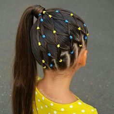 childrens hairstyles for school kids hairstyles for girls kid hairstyles girl easy little girl hairstyles kids hairstyles braids easy hairstyles for school step by step quick hairstyles for school easy hairstyles for girls Childrens Hairstyles, Quick Hairstyles For School, Cute Hairstyles For School, Cute Girls Hairstyles, Girl Haircuts, Diy Hairstyles, Toddler Hairstyles, Short Haircuts, Hairstyle Ideas