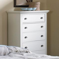 Found it at Wayfair - Alpinia 5 Drawer Chest