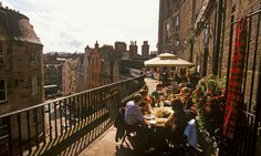 Edinburgh, Scotland - Things to Do, City Info, Etc.