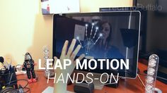 Leap Motion Controller Hands-On #vr #virtualreality #virtual reality