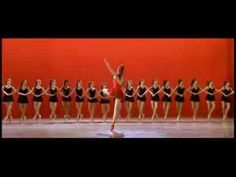 Center Stage - The Final Dance ! astonishing dancing and even shows a scene repeated on Black Swan