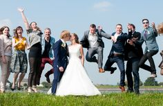 Have fun... and get married!