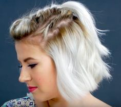 Milabu | Easy Back-To-School Hairstyles for Short Hair