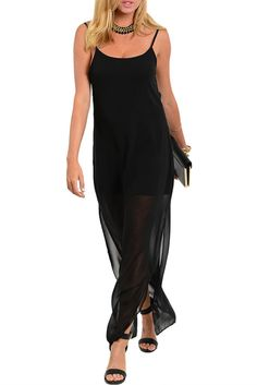 DHStyles Women's Black Sexy Sheer Chiffon Open Black Maxi Dress - Medium #sexytops #clubclothes #sexydresses #fashionablesexydress #sexyshirts #sexyclothes #cocktaildresses #clubwear #cheapsexydresses #clubdresses #cheaptops #partytops #partydress #haltertops #cocktaildresses #partydresses #minidress #nightclubclothes #hotfashion #juniorsclothing #cocktaildress #glamclothing #sexytop #womensclothes #clubbingclothes #juniorsclothes #juniorclothes #trendyclothing #minidresses #sexyclothing…