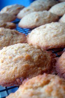 Maple Coconut Cookies (grain-free : dairy-free : primal : paleo : gluten-free)