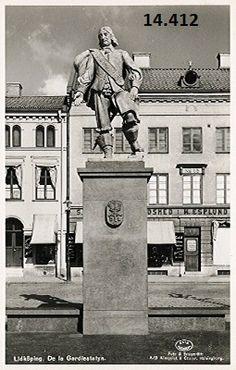 Vykort Lidköping