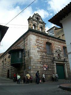 Camarín del Carmen - Bogotá, Colombia