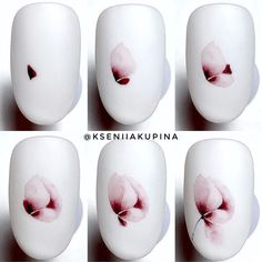 Nail design is an art. The great nail designer has completed a large number of nail art designs. If you haven't seen the process of nail design with your own eyes, you must want to know how beautiful nails are designed. Today we have collected 45 N Swirl Nail Art, Water Color Nails, Nail Art Techniques, Nail Art Blog, Painted Nail Art, Flower Nail Art, Nail Studio, Nagel Gel, Nail Decorations