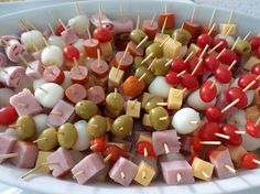 Appetizers For Party Party Snacks Appetizer Recipes Salad Recipes Snack Recipes Grazing Tables Party Trays Party Finger Foods Game Day Food Chef Knows Best catering Appetizer table- Sandwiches, roll ups, Wings, veggies, frui Party Trays, Party Platters, Food Platters, Snacks Für Party, Fingerfood Party, Party Finger Foods, Appetisers, Antipasto, Luau