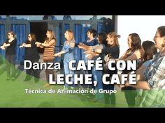 Danza CAFÉ CON LECHE, CAFÉ   Canción de Campamento   Dinámica de Grupo   Animación - YouTube Spanish Grammar, Music Classroom, Folk Music, Nurse Life, Teacher Resources, Musicals, Singing, Family Guy, Student