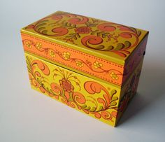 Avon Recipe Treasures Recipe Box and Fragranced Soaps, As New in Original Box  by PoorLittleRobin, $14.00