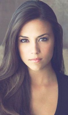 I am very particular about brown eyes because it's to me there common. Her eyes pop! Beautiful babe