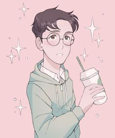 """mintymarco: """" i can't believe nerd marco is a semi canon thing……….I'm saved inspired by this x """""""