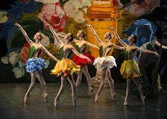 Paris Opera in Ratmansky's Psyché. Photo: Emma Kauldhar