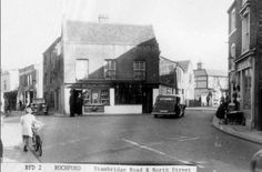 North Street, Rochford c1950.
