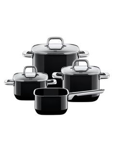 Silit Quadro Cookware Set (7 PC) from Kitchen & Tabletop Shop: Cookware on Gilt