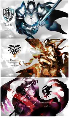 The Supreme Beings #Overlord Anime Manga, All Anime, Anime Art, Anime Figurines, Futuristic Art, Cool Animations, Light Novel, Manga Characters, Me Me Me Anime