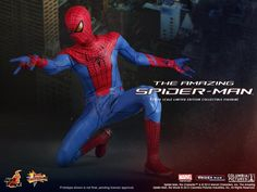The Amazing Spider Man.... Hot Toys