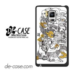 Foster The People Pumped Up Kicks Art DEAL-4374 Samsung Phonecase Cover For Samsung Galaxy Note Edge